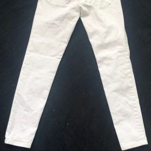 American Eagle Outfitters Jeans - American Eagle Jeggings Size 0 Short White